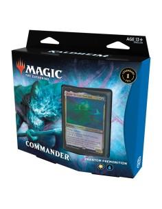 Magic: mazo de commander de...